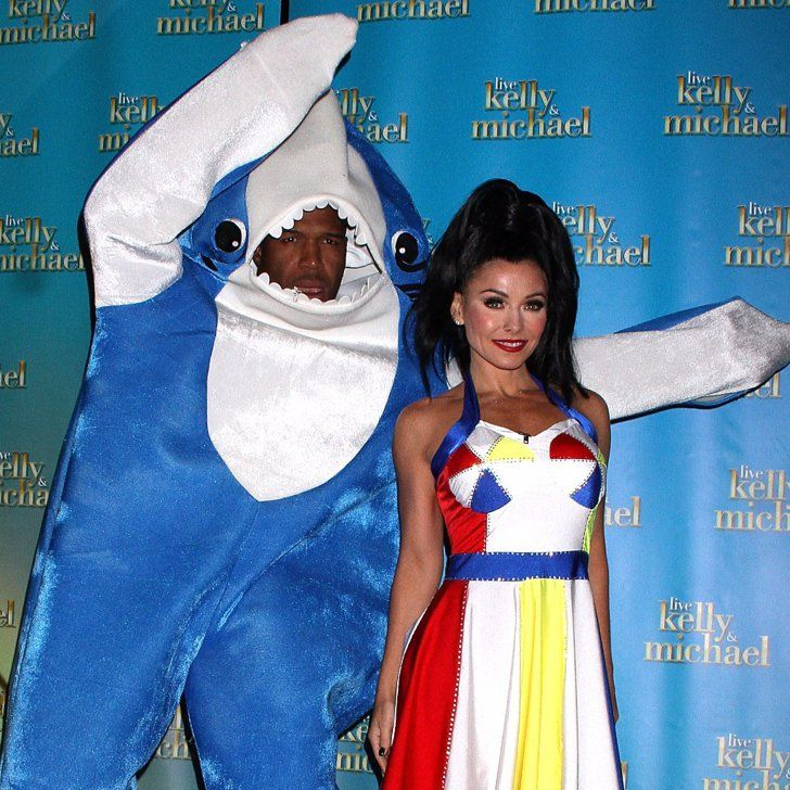 Pin for Later: Kelly Ripa and Michael Strahan Keep the Halloween Hilarity Coming — See Their Costumes!
