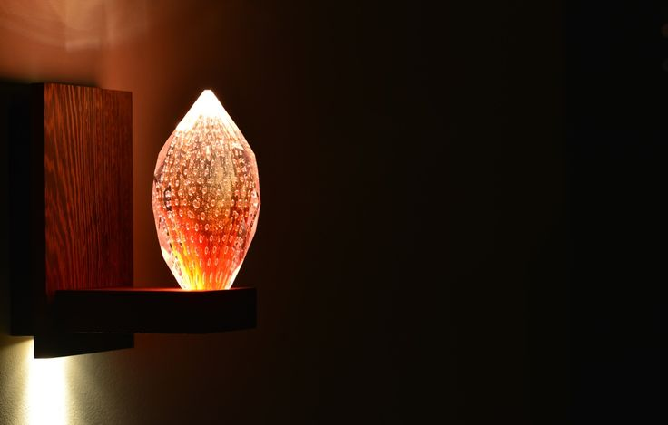 Let the flame burn brighter - KOI by #Khidr #andromeda #glass #fire #luxury #lighting #design #architecture #murano