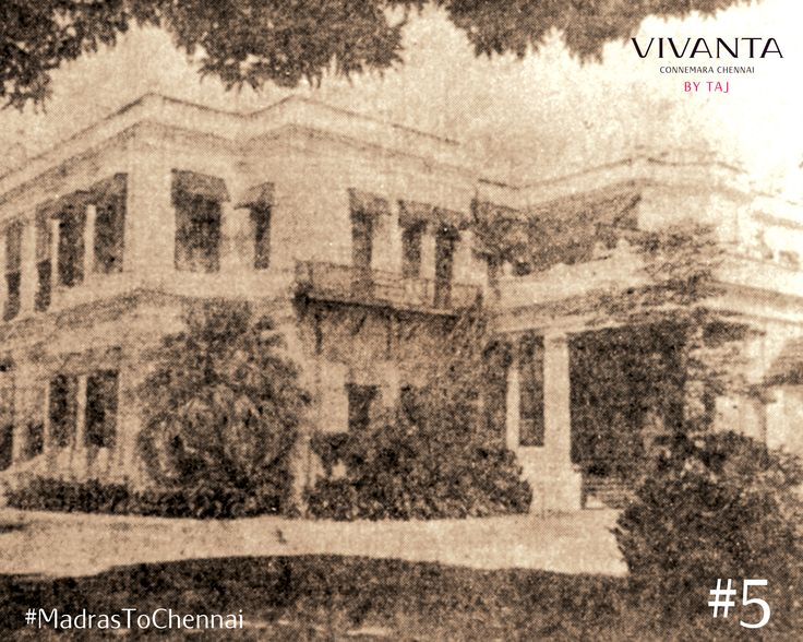 A long lease passed on in the naming of the classic - Connemara. When Triplicane Ruthnavaloo Moodelliar leased the Imperial to P.Cumaraguru Mudelly and P.Chokalinga Mudelly in 1886, the hotel became the Albany.  A year after the lease was renewed in 1889, the brothers renamed the hotel to #Connemara. #MadrasToChennai #VinatgeCool
