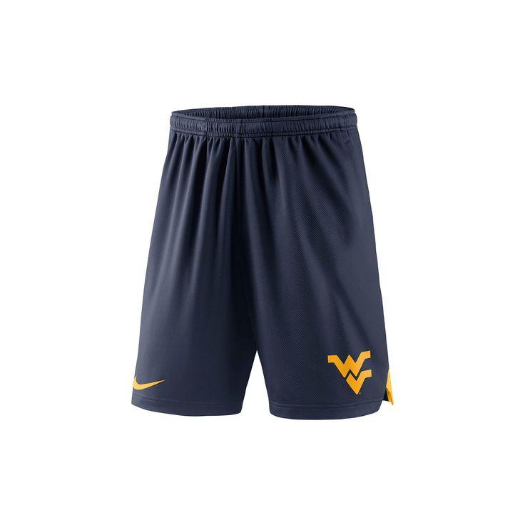 Men's Nike West Virginia Mountaineers Football Dri-FIT Shorts, Size: Medium, Ovrfl Oth