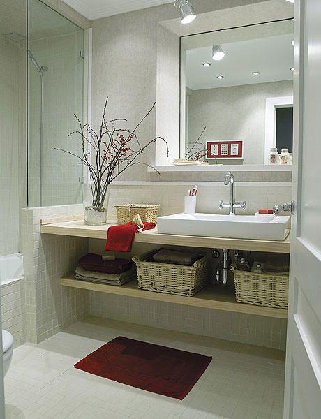 Un baño actual