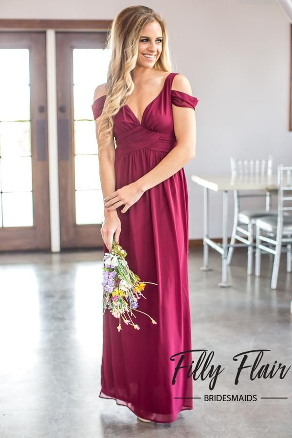 Filly Flair offers inexpensive bridesmaid dresses