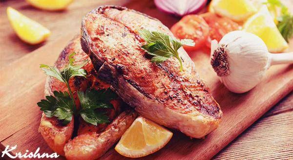 Succulent tender meats here at Krishna Restaurant, only the best... #krishnahayes #krishnalondon #meat #steak