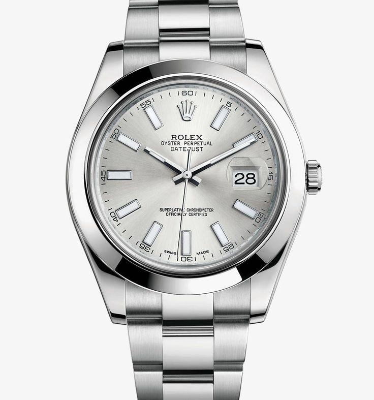 Rolex Datejust II Watch - Rolex Timeless Luxury Watches