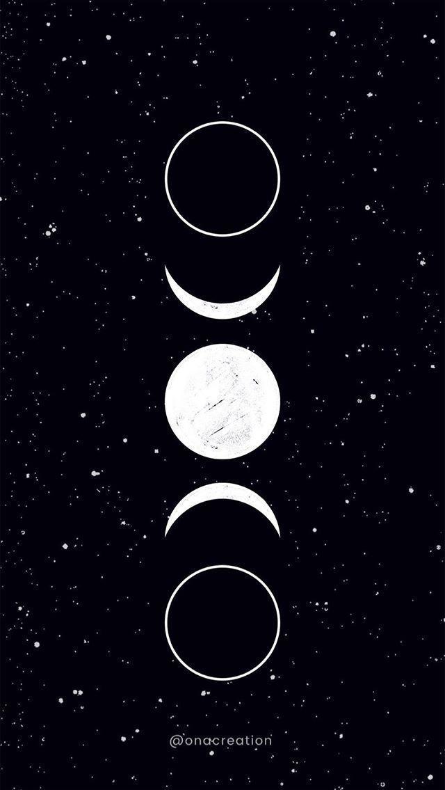 Moon Dance Wiccan Wallpaper Witchy Wallpaper Moon Art