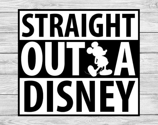 Ha ha! Love this! Would make a good design for the last day we were in disney!