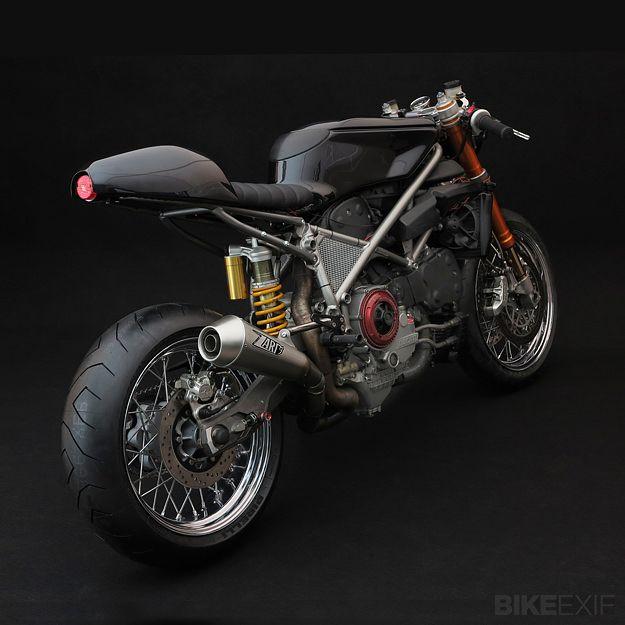 Ducati 999S by Venier Customs | Bike EXIF