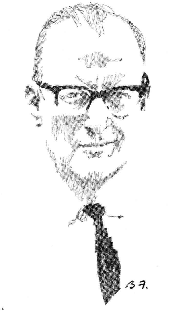 """""""Arthur C. Clarke: Out of the Ego Chamber,"""" by Jeremy Bernstein   Profile   August 9, 1969   The New Yorker"""
