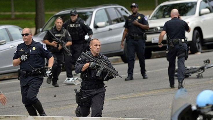 Al menos un herido en un tiroteo en el campus de la Universidad Estatal de Virginia