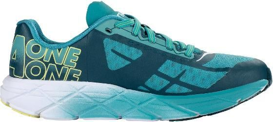 HOKA ONE ONE Women's Tracer Road-Running Shoes Deep Teal/Meadowbrook 10.5