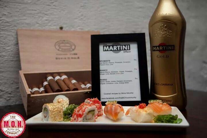 The Martini Effect