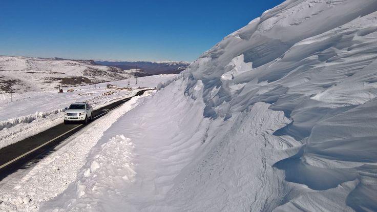 The road to Afriski... #WinterSeason2016 www.afriski.net