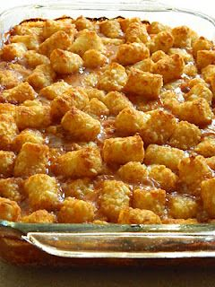 Pizza Tot Casserole Recipe- This was awesome and easy!!!!