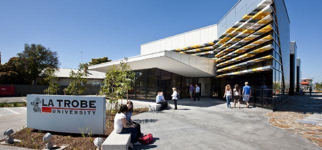 Đại học La Trobe Úc   La Trobe University