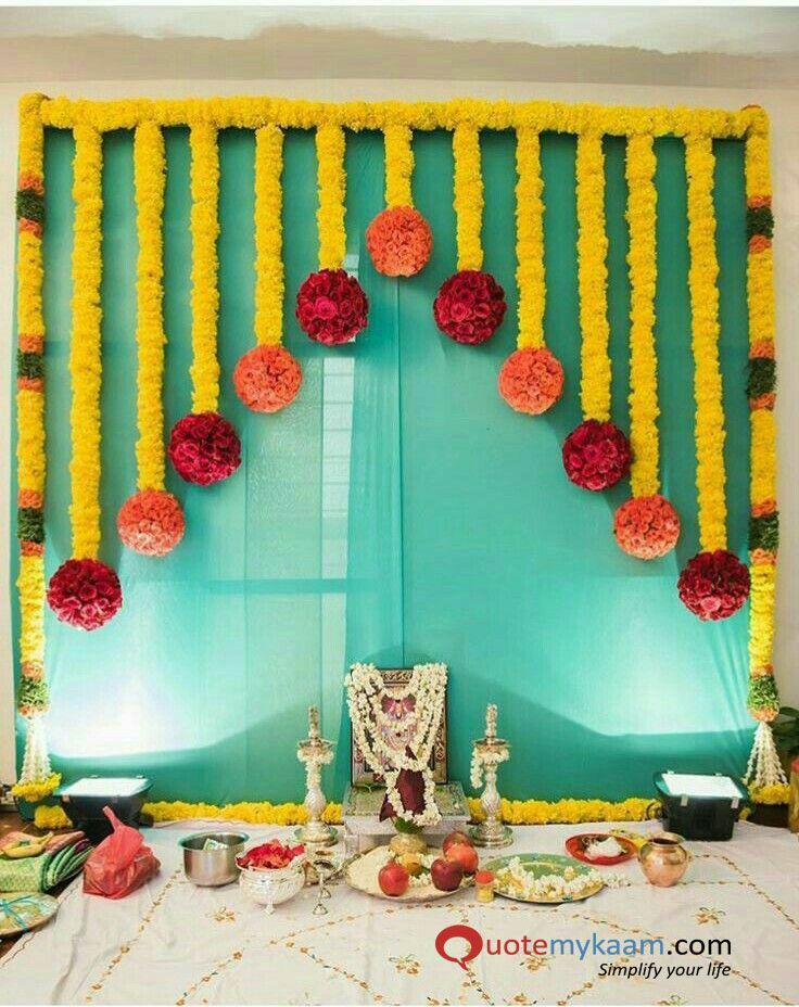 Baby Shower Stage Decoration Ideas In India : shower, stage, decoration, ideas, india, Stage, Decoration, Wedding, Housewarming, Decorations,, Beautiful, Indian, Shower, Decorations