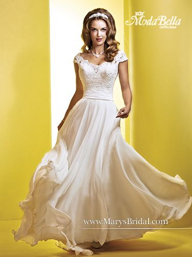 26 best Mary\'s Bridal Dresses images on Pinterest | Short wedding ...