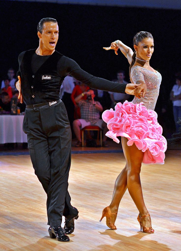 Latin-American dance, Chachacha