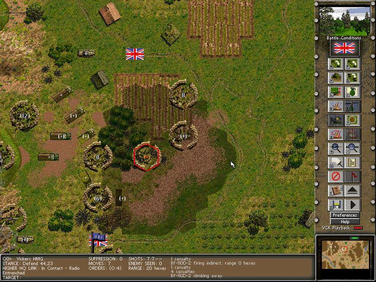 Play Free RPG Games or Strategy Games online Detonation
