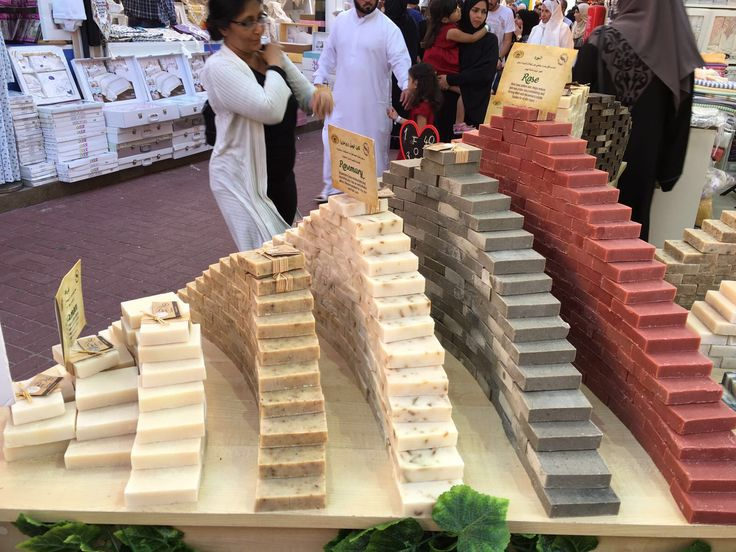 The Soap Kitchen in Dubai Global Village