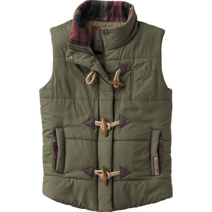 Amazon.com : Legendary Whitetails Womens Quilted Vest Asparagus Small : Woman S Vest : Sports & Outdoors