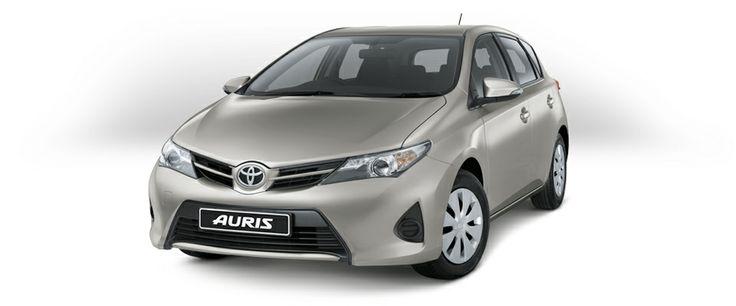 Toyota Auris - Avant-Garde Bronze Metallic