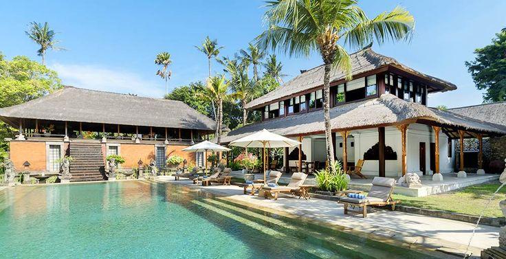 Villa Batujimbar-Pool