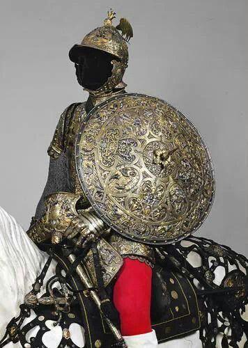 Milanese armor. Archduke Ferdinand II Hapsburg