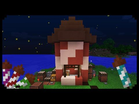 ✔ Minecraft: How to make a Firework Shop - YouTube