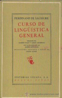 Curso de Lingüística General de Ferdinand de Saussure para descargar