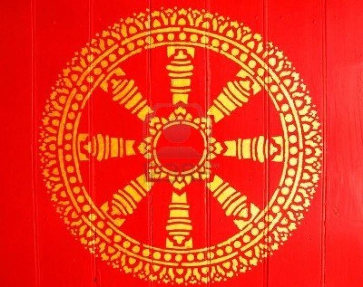 Rueda del Dharma