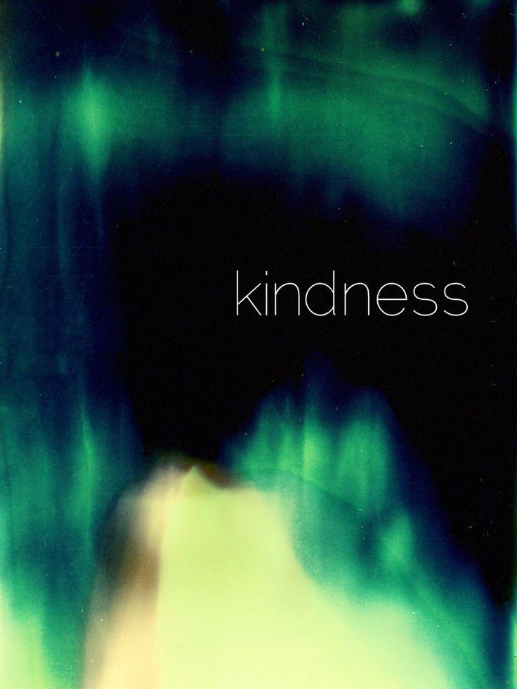 .kindness { fruit of the spirit series }