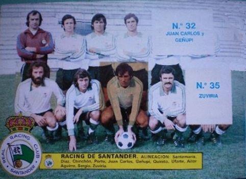 """Cromos Este 1976-77. """"Escudos y equipos"""". Liga Española. 08"""