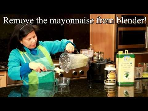 How to Make Your Own Healthy Mayonnaise with Olive Oil and Coconut Oil. http://healthimpactnews.com/2011/how-to-make-your-own-healthy-mayonnaise-with-olive-oil-and-coconut-oil/