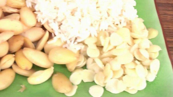 素菜班-杏仁糊 Almond dessert soup