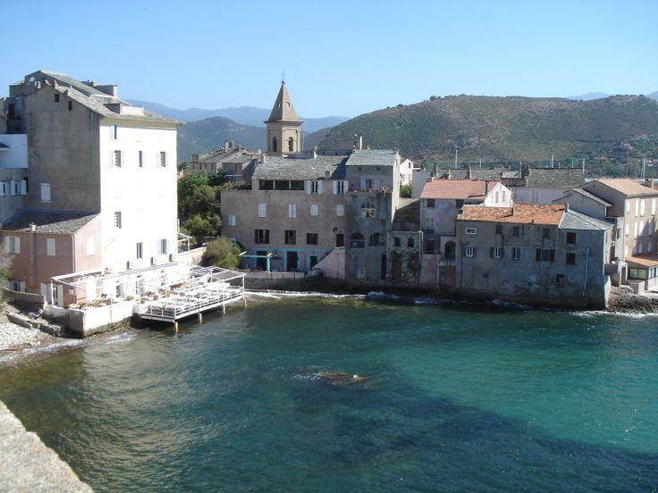 Région du Nebbiu - Nebbio --- Port de Saint Florent