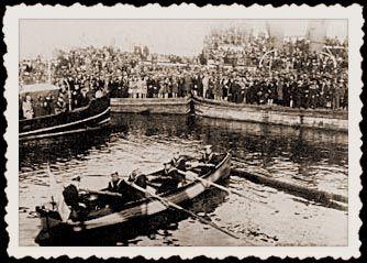 1924, Πειραιάς. Ημέρα των Φώτων.  Αθήνα, Φωτογραφικό Αρχείο Πολεμικού Μουσείου 0010.  © ΥΠΠΟ