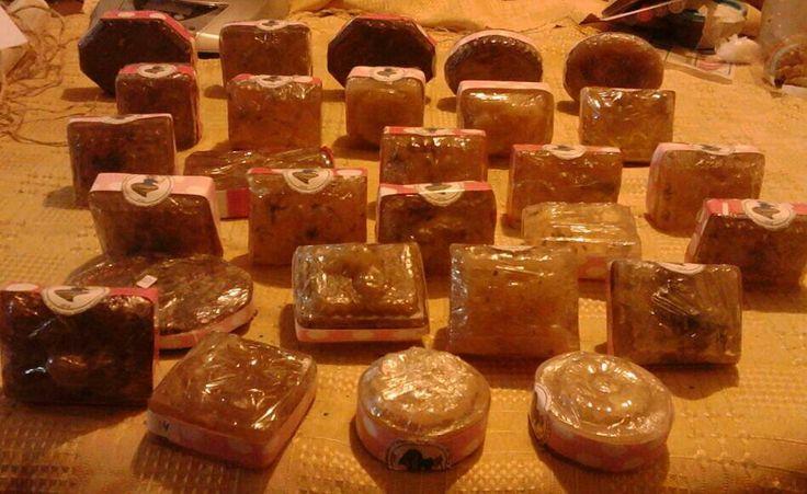 Jabon de glicerina miel, cera de abeja,lavanda miel|||| jabon de glicerina miel cera de abejas , romeri miel