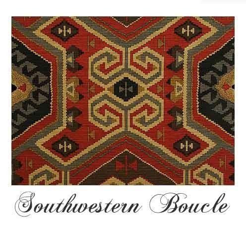 Southwestern Design Upholstery Fabric   4e26546766254_124944b.jpg