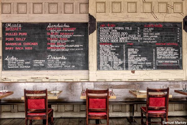 South street philadelphia restaurant interiors google
