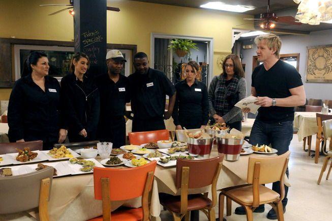 Kitchen Nightmares Zeke S Closed Kitchen Nightmares Chef Gordon Ramsay Chef Gordon