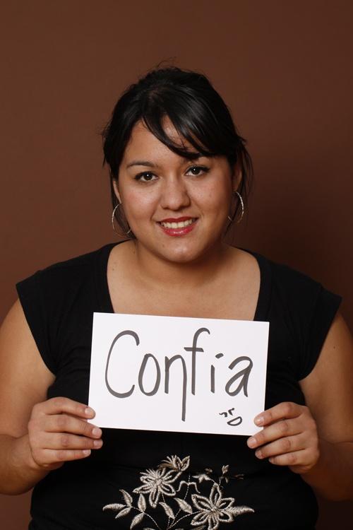 Trust,María FernandaMorales, Bazarte,Licenciada en Enfermería,Veracruz,México.