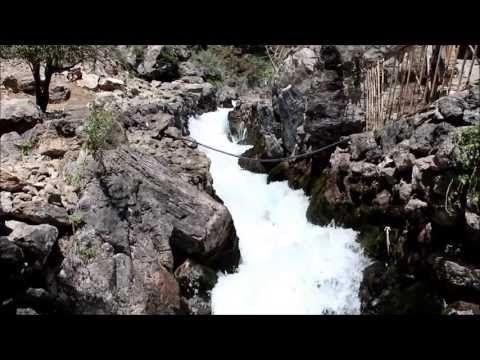 KAPUZBAŞI ŞELALELERİ-HACER ORMANI 3 GÜN 2 GECE KAMP - YouTube