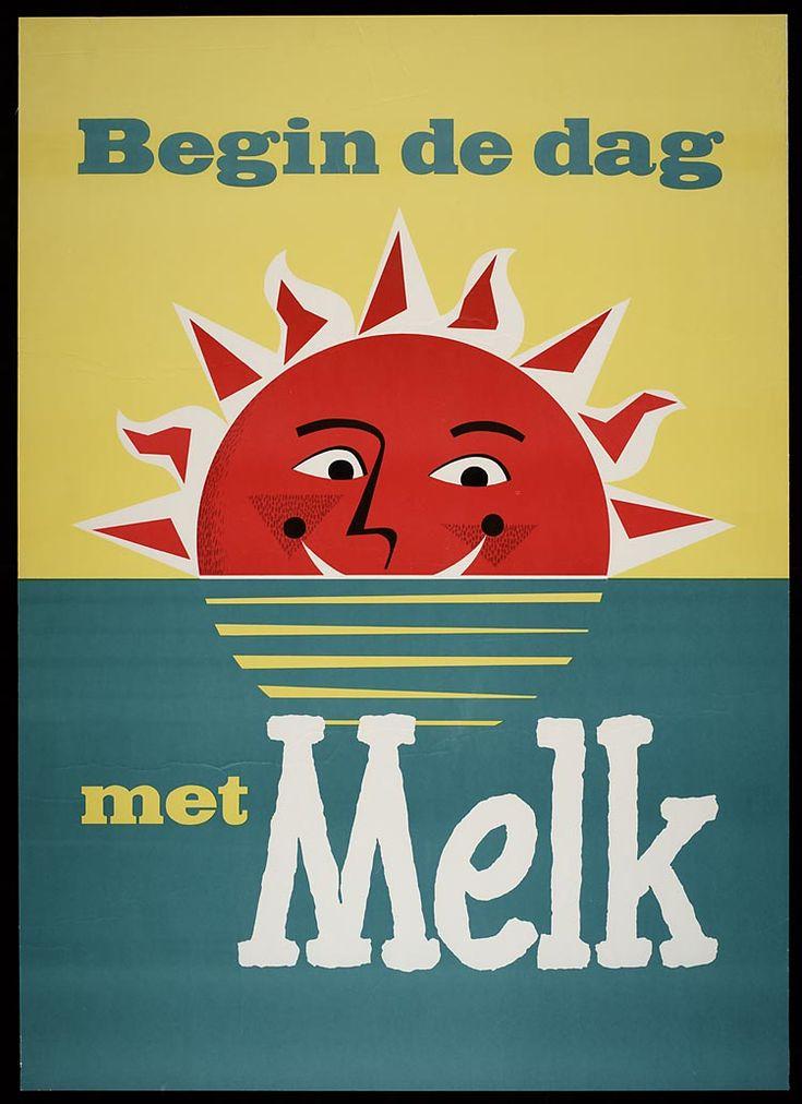 begin ♥de dag met melk