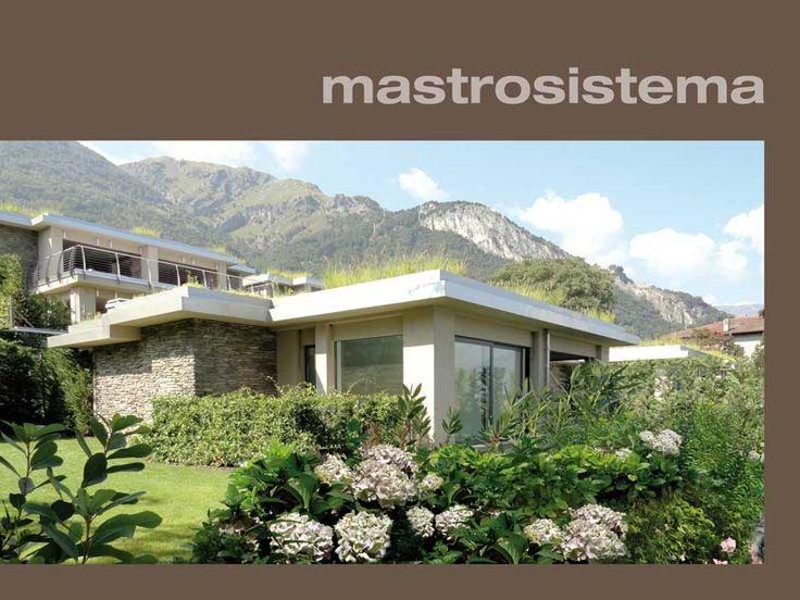 Sistema per isolamento a cappotto e pietra ricostruita Mastrosistema by GEOPIETRA®