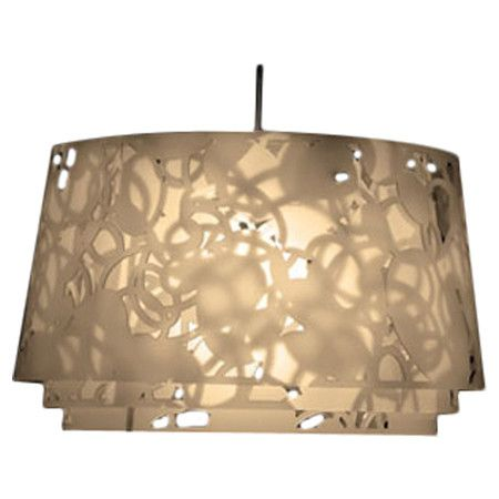 Found it at AllModern - Collage 1 Light Pendant in Smoke Screenhttp://www.allmodern.com/deals-and-design-ideas/p/Louis-Poulsen-Lighting-Collage-1-Light-Pendant-in-Smoke-Screen~LOP1105~E15006.html?refid=SBP.rBAZEVPs4JwCYnVvH5r0AgcKYU0zCU17loBWHQSJtgc