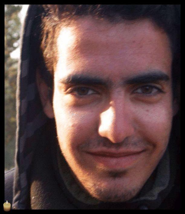 July 21, 2014 Sergeant First Class Oded Ben Sira, 22, from Nir Etzion killed by sniper fire. Baruch Dayan Emet