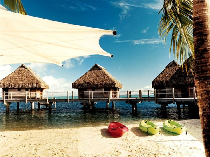 MOOREA PEARL RESORT & SPA  Maharepa, French Polynesia  Been there and LOVED IT!