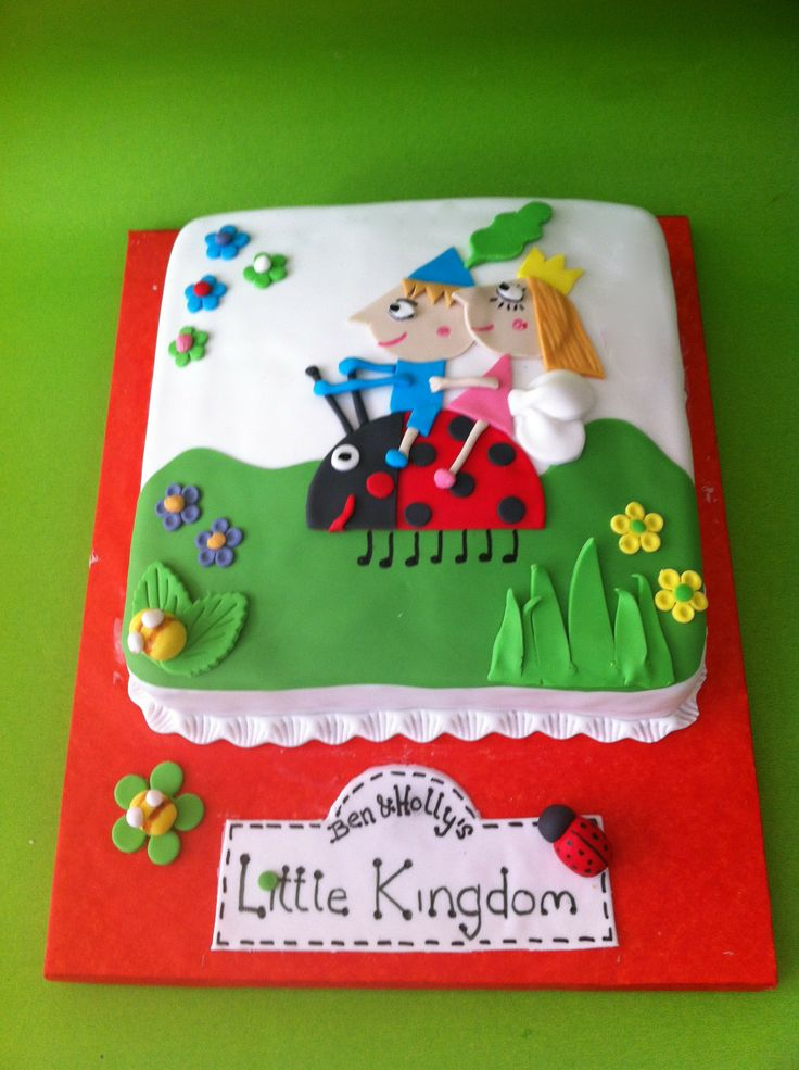 17 Best images about Ben Holly 39 s Little Kingdom Happy