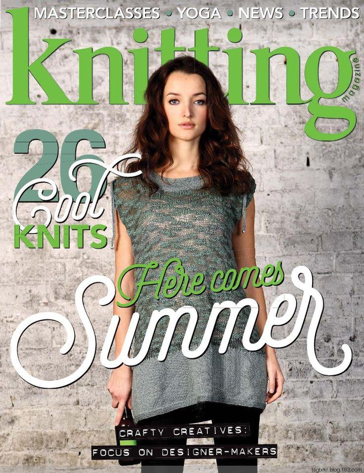 Knitting July 2017 - 轻描淡写 - 轻描淡写