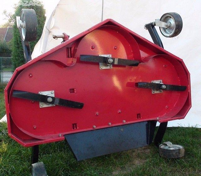 Prodám nový mulčovač - sekačka FM120 Dabaki - obrázek číslo 2